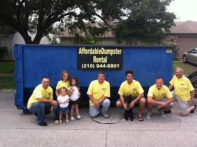 Dumpster Rental for San Antonio